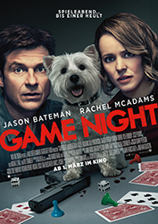 """Game Night"" Filmplakat"