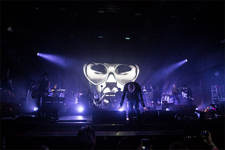 Gorillaz live in Köln 2017 (© Peyman Azhari)