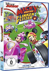 Micky und die flinken Flitzer (Volume 1) (© 2017 Disney)