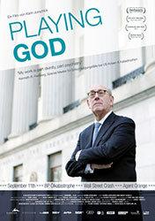 """Playing God"" Filmplakat"