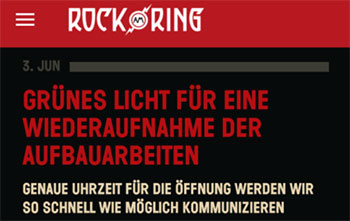 Rock am Ring 2017 App
