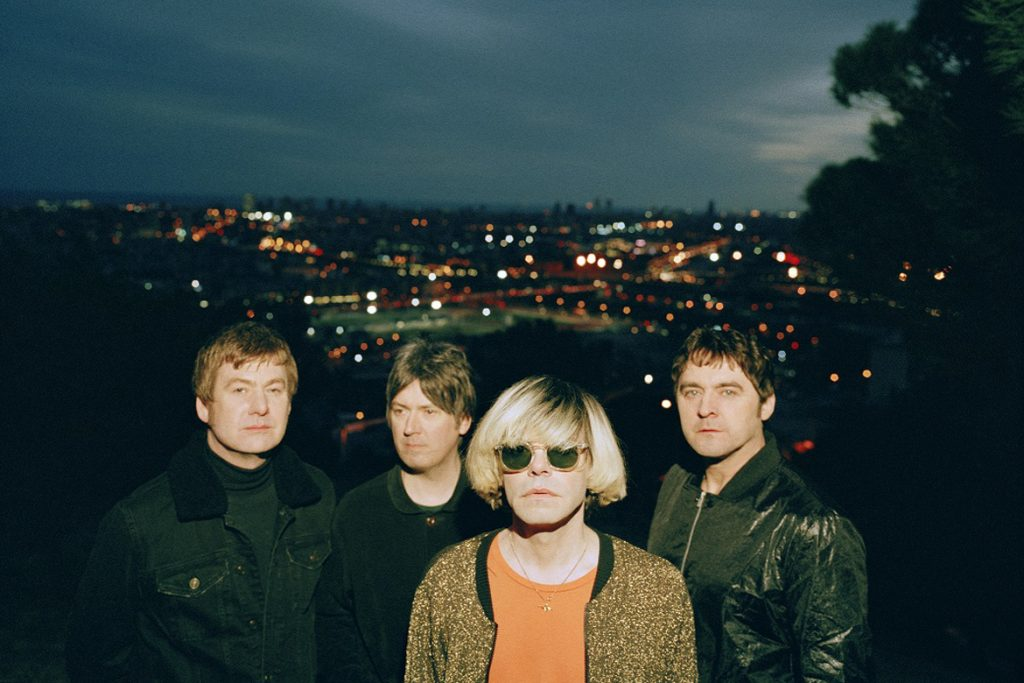 The Charlatans (© Play It Again Sam)