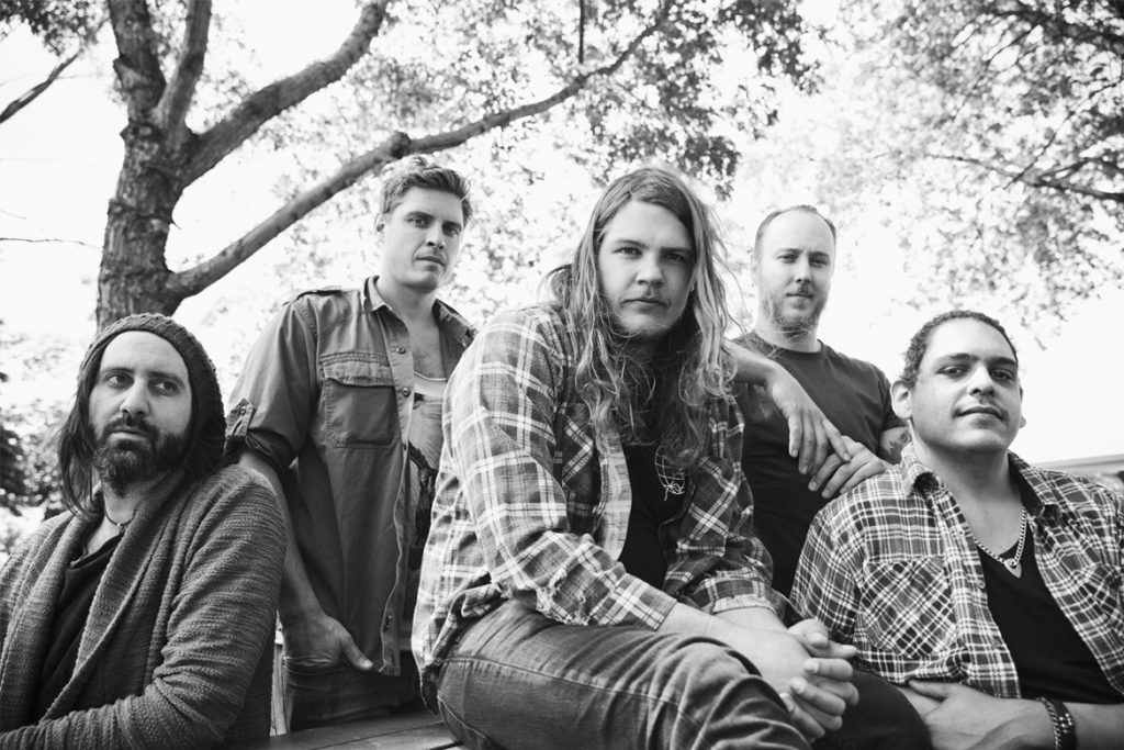 The Glorious Sons (© Vanessa Heins)