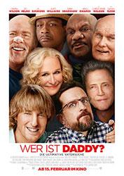 """""""Wer ist Daddy?"""" Filmplakat"""