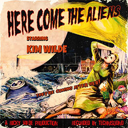 "Kim Wilde ""Here Come The Aliens"""