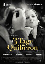 """""""3 Tage in Quiberon"""" Filmplakat"""