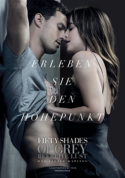 """Fifty Shades of Grey - Befreite Lust"" Filmplakat"