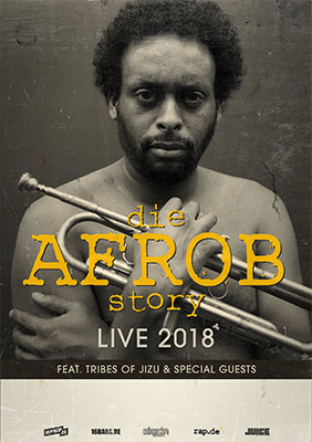 The Afrob Story - Live 2018