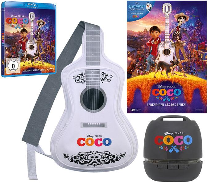 """""""Coco"""" Verlosungs-Fanpaket"""