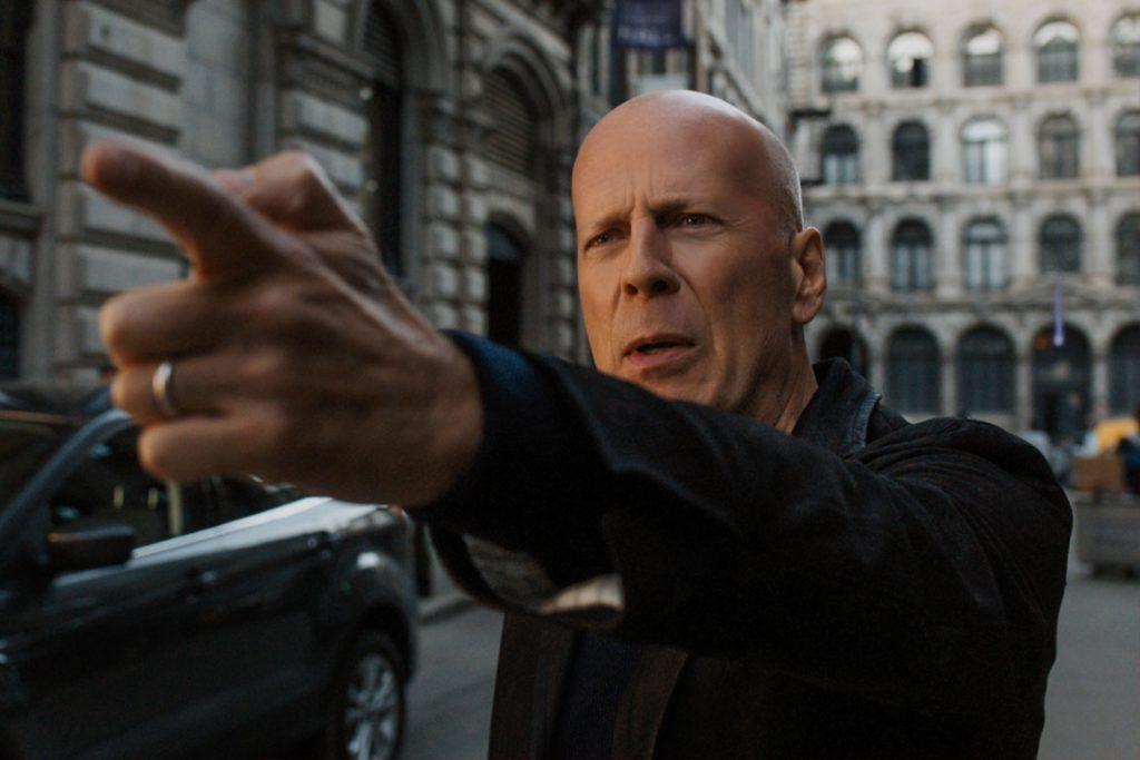 Ein Mann sieht rot - Dr. Paul Kersey (Bruce Willis) - (© Universum Film)