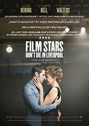 """Film Stars Don't Die In Liverpool"" Filmplakat"
