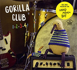 "Gorilla Club ""1-2-3-4!"""