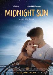 """""""Midnight Sun"""" Filmplakat (© SquareOne/Universum)"""