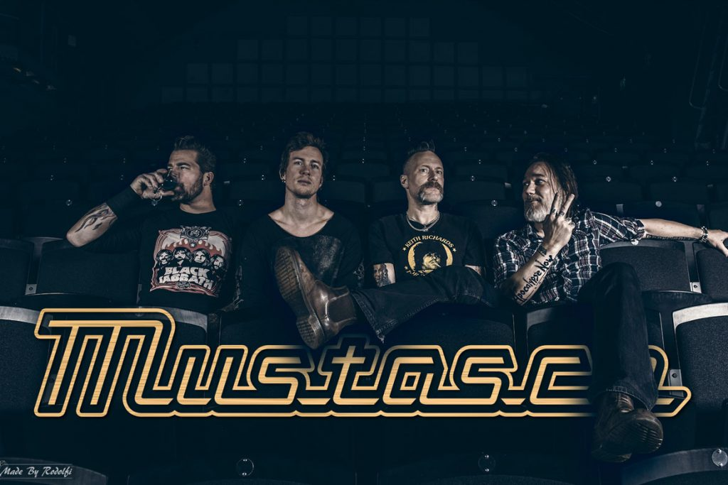 Mustasch (Photo by Made By Rodolfi)