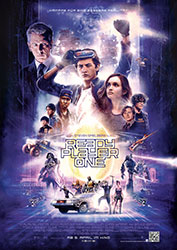 """Ready Player One"" Filmplakat"