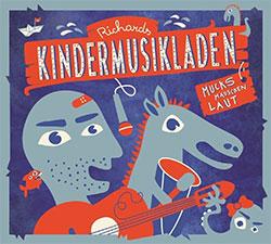 """Richards Kindermusikladen """"Mucksmäuschenlaut"""""""