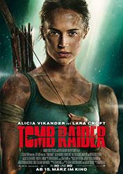 """Tomb Raider"" Filmplakat"