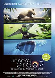 """""""Unsere Erde 2"""" Filmplakat (© Universum Film)"""