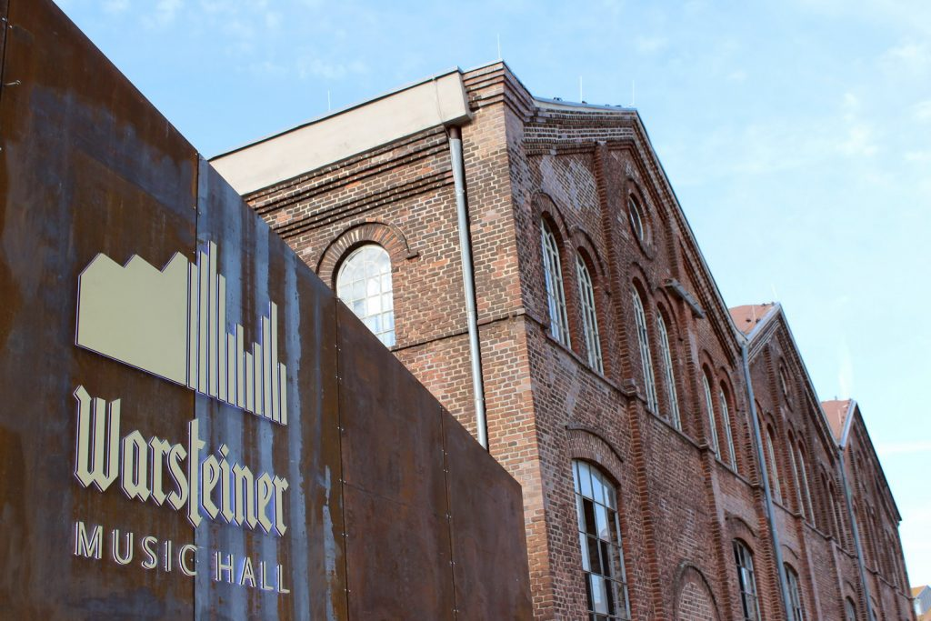 Die Warsteiner Music Hall in Dortmund
