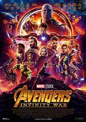 """Avengers: Infinity War"" Filmplakat"