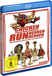 """Chicken run - Hennen rennen"""