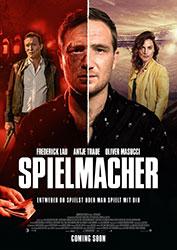 """""""Spielmacher"""" Filmplakat"""