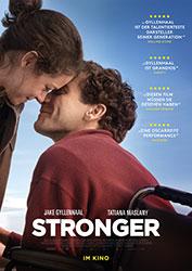 """""""Stronger"""" Filmplakat"""