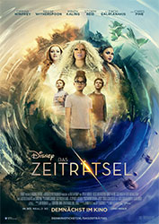 """""""Das Zeiträtsel"""" (© Disney 2018)"""
