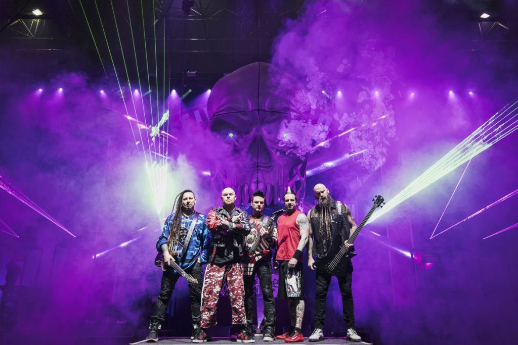Five Finger Death Punch (Foto: Kenneth Sporsheim / Kenspo)