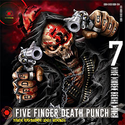 "Five Finger Death Punch ""And Justice For None"""