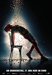 Deadpool 2 Filmplakat (© 2018 Twentieth Century Fox)