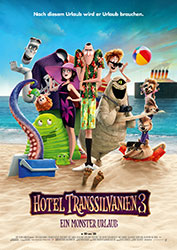 """Hotel Transsilvanien 3"" Filmplakat"