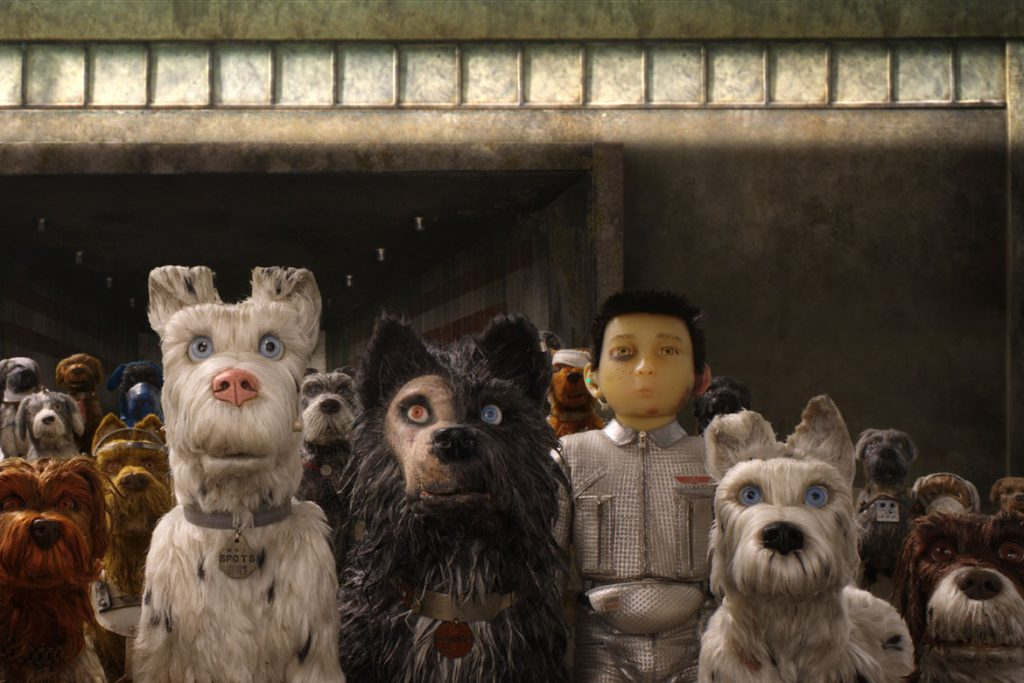 """Isle of Dogs – Ataris Reise"" (© 2018 Twentieth Century Fox)"