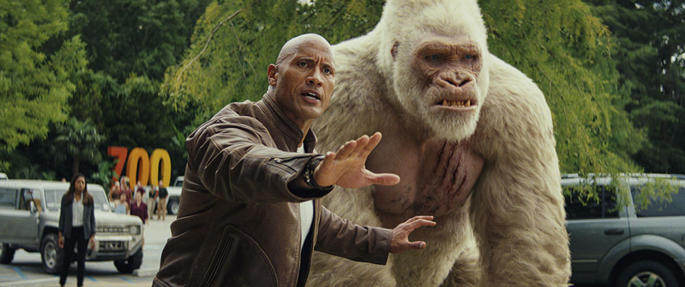 """Rampage - Big Meets Bigger"" (© Courtesy of Warner Bros. Pictures)"