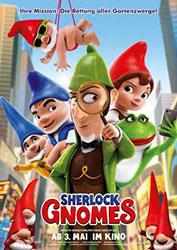 """Sherlock Gnomes"" Filmplakat"