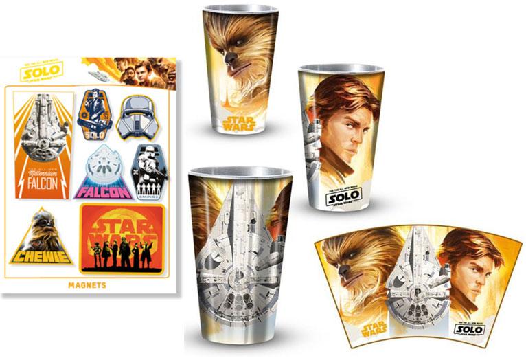 """""""Solo: A Star Wars Story"""" Fanpaket"""