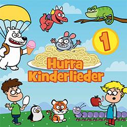 """""""Hurra Kinderlieder 1"""""""