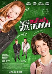 """""""Meine teuflisch gute Freundin"""" Filmplakat"""