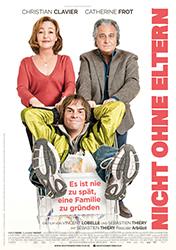 """""""Nicht ohne Eltern"""" Filmplakat (© 2018 Concorde Filmverleih GmbH)"""