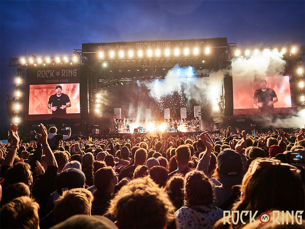 Rock am Ring 2018 (© 2018 Marek Lieberberg Konzertagentur / Rock am Ring)