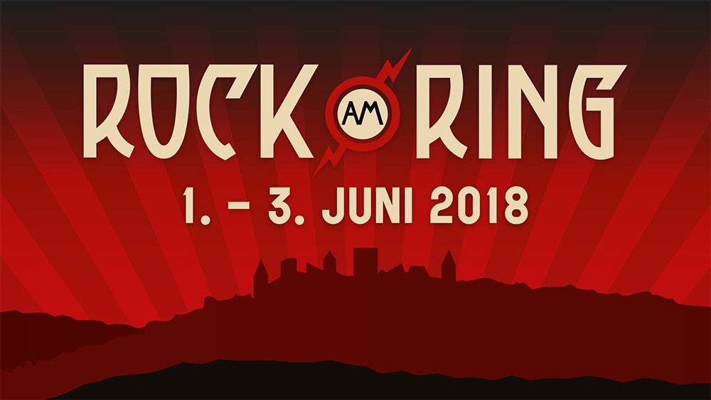 Rock am Ring 2018 Logo