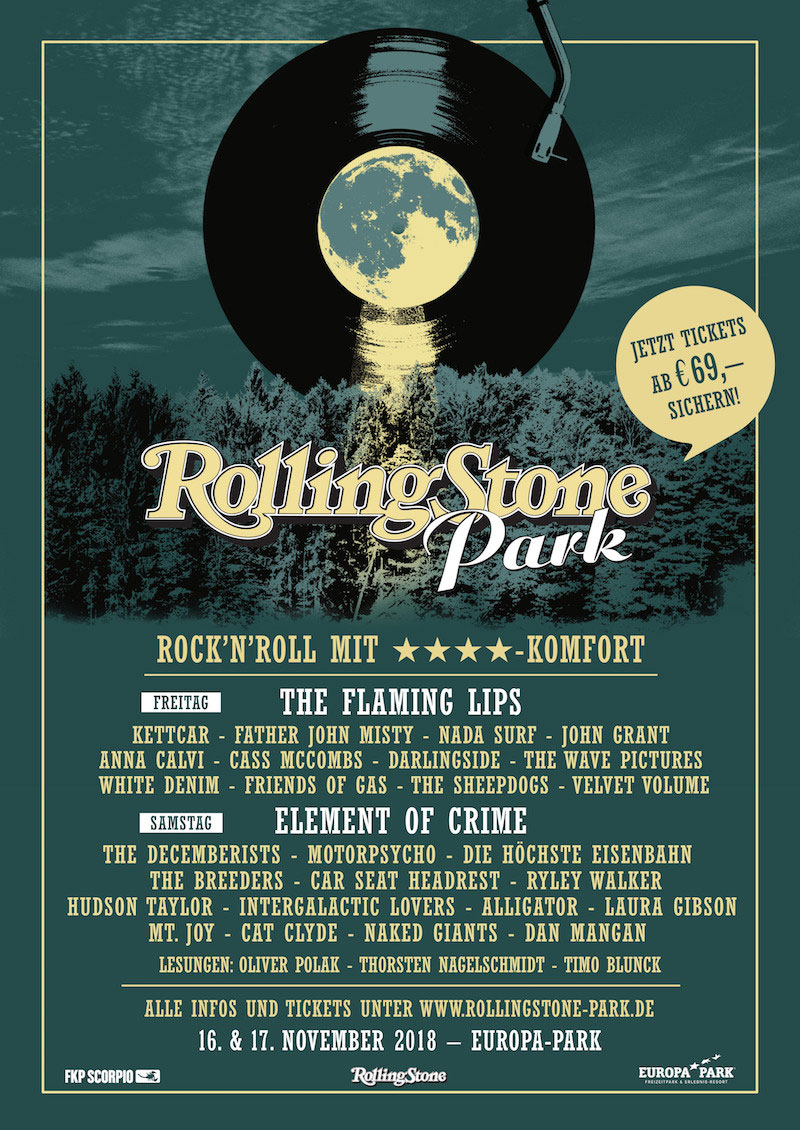 """Rolling Stone Park"""