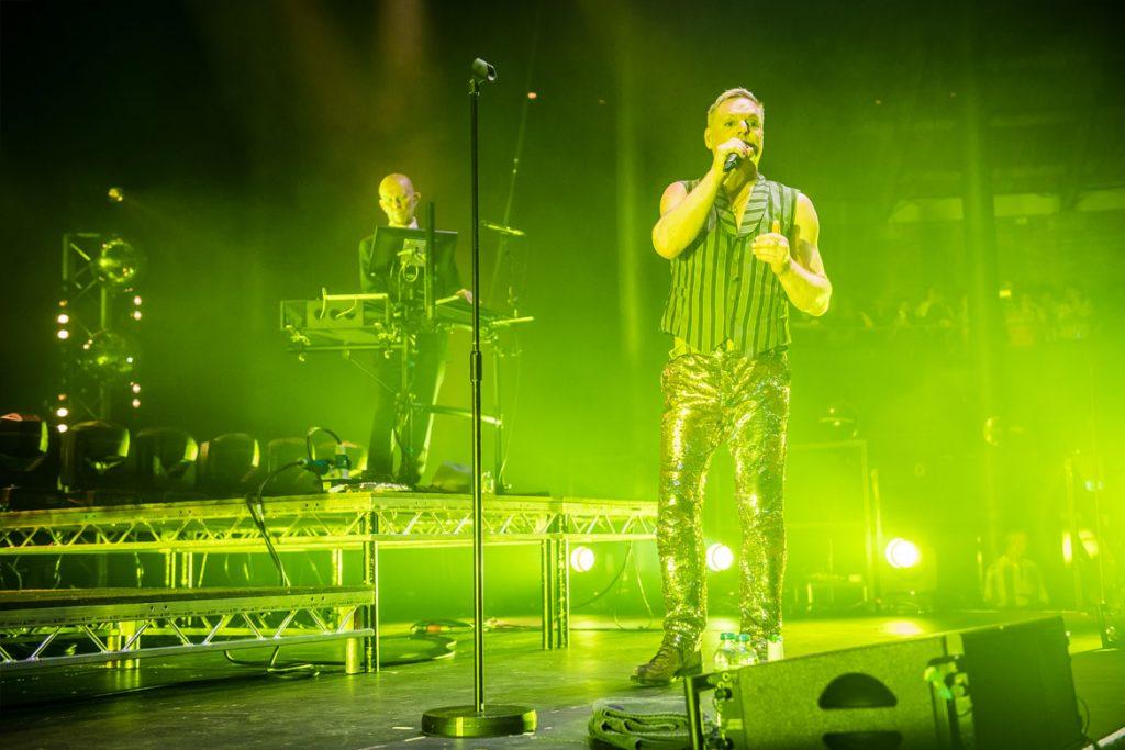 Erasure live (Foto: © Andy Sturmey)