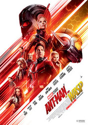 """Ant-Man And The Wasp"" (Filmplakat)"