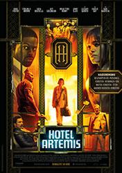 """""""Hotel Artemis"""" Filmplakat"""