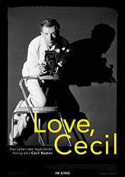 """Love, Cecil"" Filmplakat"