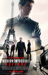 """""""Mission: Impossible - Fallout"""" Filmplakat (© 2018 Paramount Pictures Corporation)"""