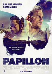"""Papillon"" Filmplakat"