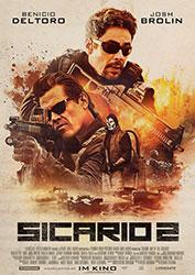 """""""Sicario 2"""" Filmplakat"""