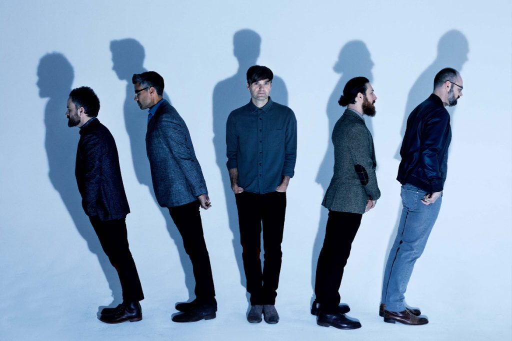Death Cab For Cutie (Foto: ©Eliot Lee Hazel)